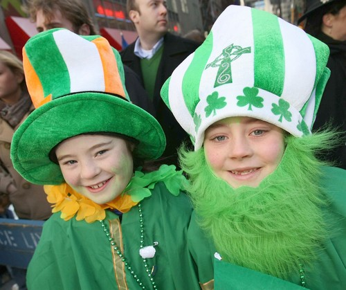 St. Patrick's Day Joint Activities for Parents and ...